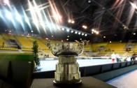 Conhecida a ordem de encontros para a final da Fed Cup