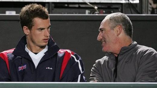 Murray viu em Djokovic o que ele só revelaria muitos anos depois