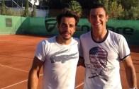 Fred Gil e Gonçalo Oliveira jogam encontro de exibição este fim de semana em Olhão