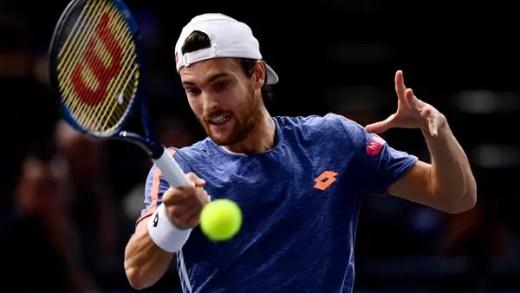João Sousa estreia-se no quadro de pares de Indian Wells… frente a Rafael Nadal