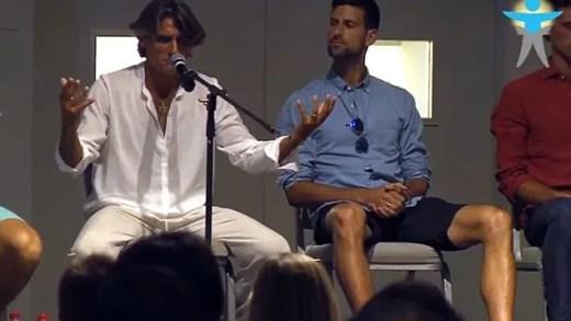 'Guru' espiritual de Djokovic revela qual é agora a sua principal prioridade