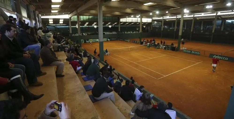 OFICIAL: Portugal-Ucrânia da Taça Davis tem local definido