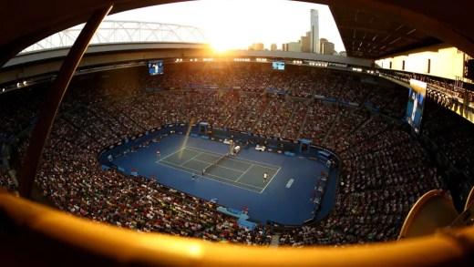O sorteio do Australian Open é… HOJE. Eis a lista de cabeças-de-série