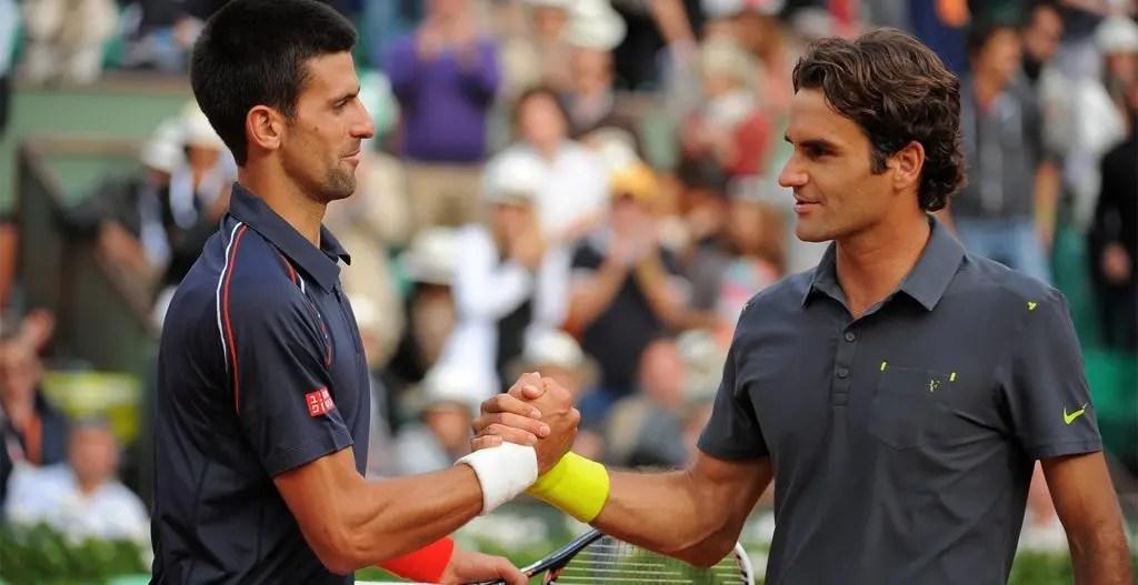 Federer: «Estou à espera que o Novak seja novamente n.º 1 em algum momento»
