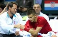Capitão croata com resposta dura para Coric: «Simplesmente, ele não estava pronto para jogar»