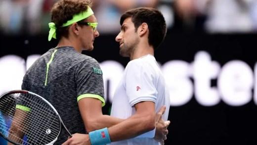 Istomin: «Era impossível pensar que podia aguentar cinco sets contra o Djokovic»