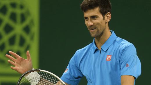 Djokovic com um dos piores inícios de época da sua carreira