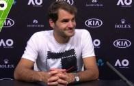 Federer chega às 200 vitórias sobre top 10: «Não sabia, e o mais provável é que amanhã já me tenha esquecido»