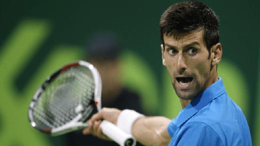 Djokovic e a situação da possível desqualificação: «Não houve intenção, há muitas pessoas nas primeiras filas que levam com bolas»