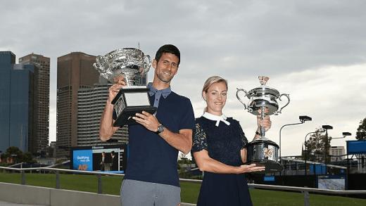 Australian Open 2017: as previsões da equipa Bola Amarela