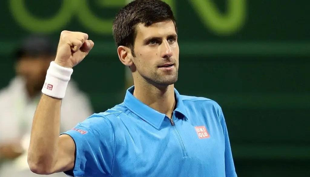 Djokovic confiante de que vai jogar até aos 40 anos