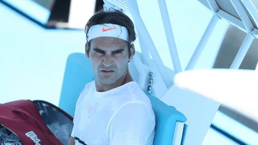 Federer poderá encontrar Berdych e Nishikori antes de eventuais 'quartos' com… Murray