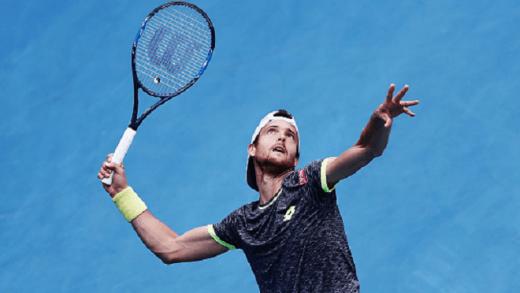 Número 324 ATP à espera de João Sousa na 2.ª ronda de Auckland