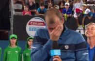[Com vídeo] Gilles Muller vence primeiro título da carreira aos 33 anos e emociona todos com o seu discurso no final