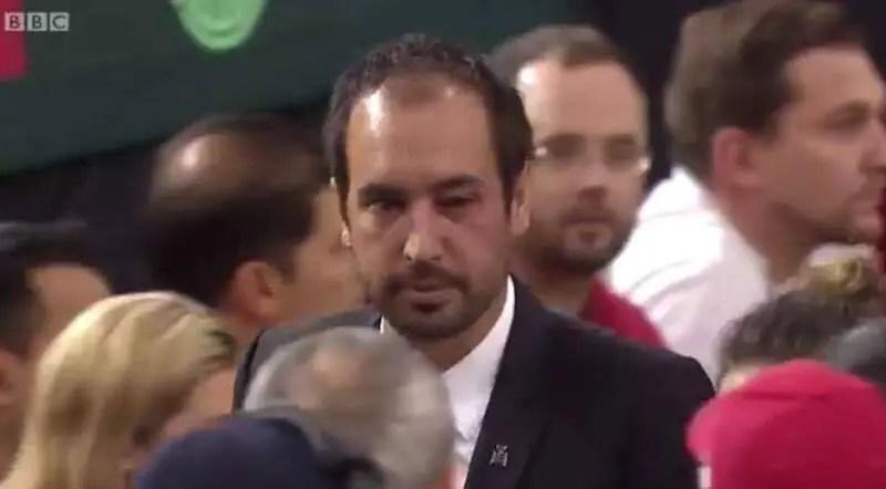 Ex-diretor de arbitragem pede suspensão de jogador que acertou árbitro