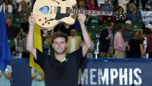 Ryan Harrison: a «luz ao fundo do túnel» ligou-se em Memphis