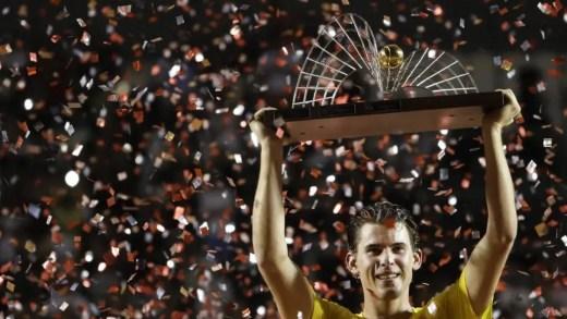 'Brazuca' Thiem conquista no Rio de Janeiro o oitavo título da carreira e primeiro de 2017