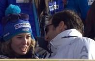 «Federer vê vídeos para confirmar que o título na Austrália foi real», revela esquiadora suíça