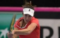 Inês Murta: «Fiquei muito contente por ter alcançado a minha primeira vitória na Fed Cup»