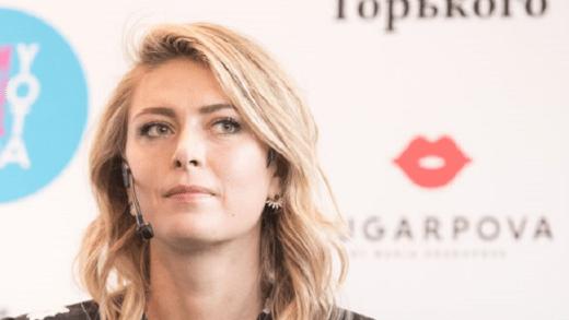 Afinal, o Presidente da Federação Francesa quer reunir com Sharapova sobre Roland Garros