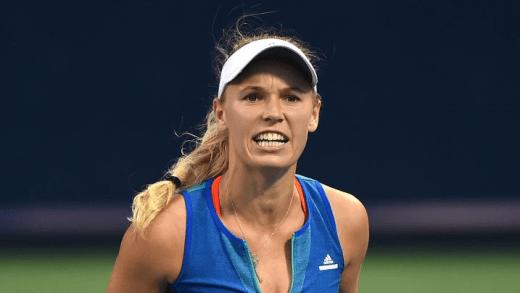 Wozniacki: «Wild card para Sharapova em Estugarda é uma falta de respeito»