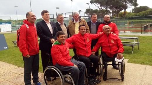 Portugal termina Mundial em Cadeira de Rodas no 10.º lugar