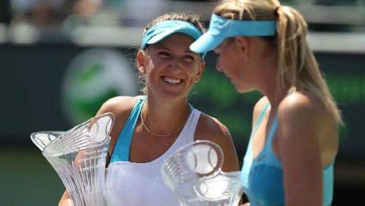 Azarenka fala sobre o regresso de Sharapova e diz que «é bom para o ténis»