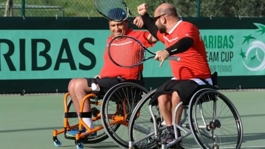 Mundial em Cadeira de Rodas: Portugal derrota Estónia e luta pelo 9.º lugar frente à Croácia