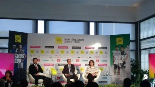 [Vídeo] Acompanhe a conferência de imprensa de apresentação do Millennium Estoril Open