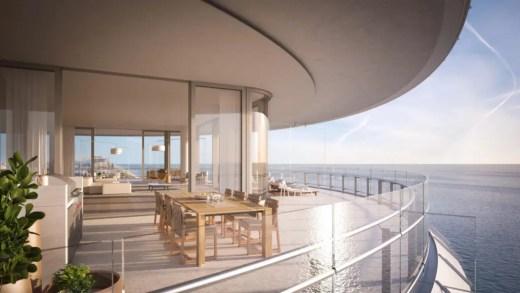 O estonteante e milionário apartamento de Djokovic em Miami
