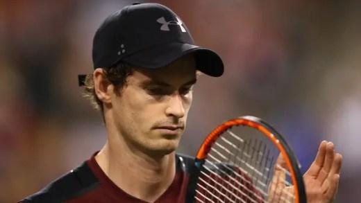 Andy Murray desiste de Miami devido a lesão