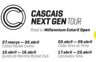 Cascais NextGen Tour: consulte o ranking (diário) de atribuição do wild card para o Estoril Open