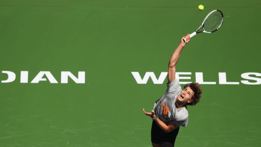 Eis o quadro masculino (completo) de Indian Wells