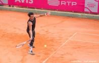 Fred Gil não resiste aos oitavos-de-final em Espanha