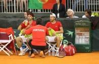 ÚLTIMA HORA: Portugal joga em casa e tem adversário definido para os playoffs da Taça Davis