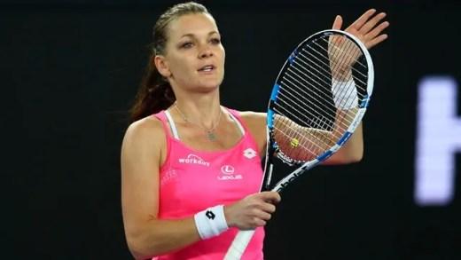 Radwanska: «Sinto-me muito melhor fisicamente em relação ao início do ano»