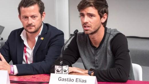 """Gastão Elias e as exigências para o Nacional: """"No meu caso foi a organização a fazer-me essa oferta"""""""