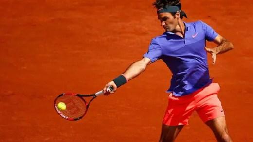 Roger Federer CONFIRMA presença em Roland Garros