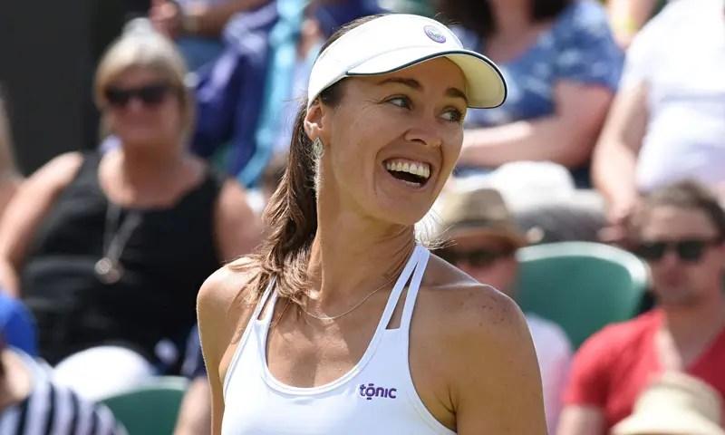 Martina Hingis vai retirar-se do ténis profissional… ESTA SEMANA!