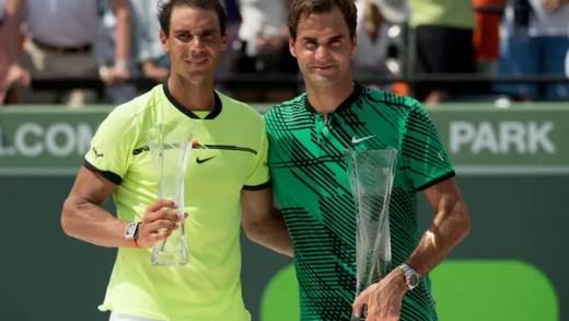 Federer e a rivalidade com Nadal: «Estou feliz por termos estado aqui juntos»