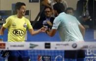 Rocha e Luque eliminados no Masters de Barcelona