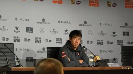 ÚLTIMA HORA! Kei Nishikori DESISTE do Masters de Madrid horas antes de duelo frente a Djokovic