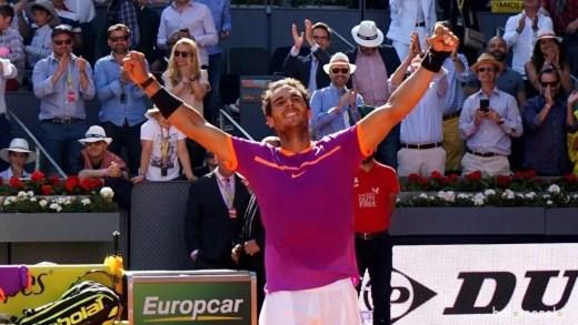 Eis o novo top 10 ATP, com muitas novidades