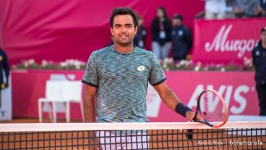 Frederico Silva e o triunfo no CIF: «Estou feliz por ter conseguido fechar em dois sets»
