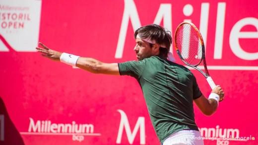 [VÍDEO] Todi: Gastão Elias vs Matteo Donati, em DIRETO
