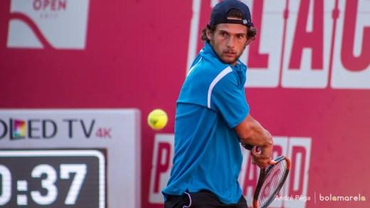 FALTA UMA. Pedro Sousa vence e fica a uma vitória do quadro principal de Wimbledon