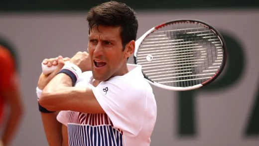 Djokovic derrota Del Potro num duelo a dois tempos
