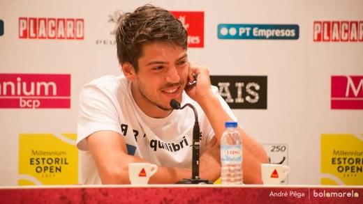 João Domingues confessa: «É um sentimento agri-doce, sinto que tive o jogo na mão e que fugiu»