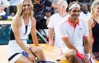 Há quanto tempo um Grand Slam não tinha Federer, Sharapova e Serena?