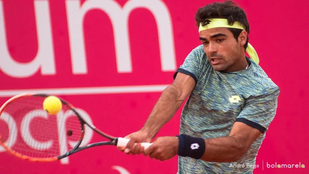 Frederico Silva desiste quando liderava a primeira ronda em Hammamet